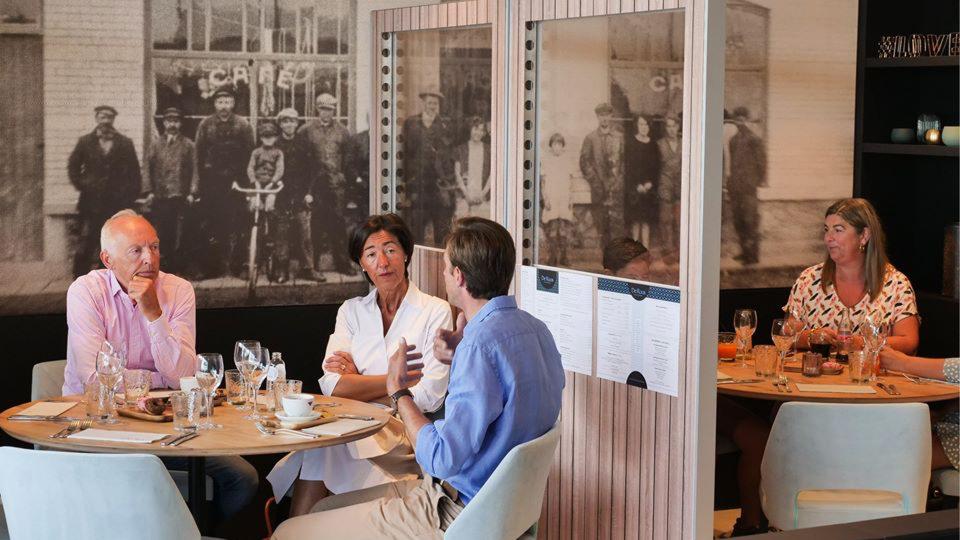Cloison restaurant